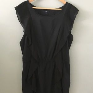 Black GAP cocktail dress